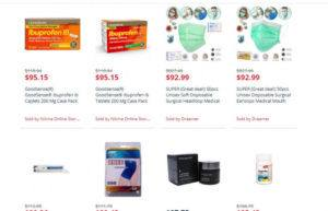 Home and Medical Supplies 1