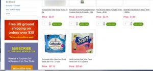 Scott Bathroom Tissue and Paper Products