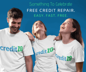 Something To Celebrate Free Credit Repair Easy, Fast, Free. Credit ZO Credit ZO Credit ZO