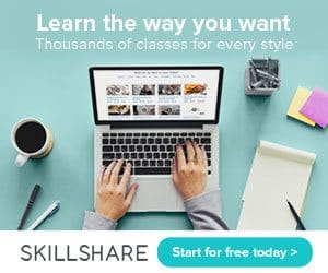 Learn the way you want Thousands of classes for style SkillShare Start for free today
