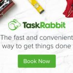 Task Rabbit The fast and convenient way to get things done Book Now Rabbit and repair tools in the background