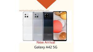 New Arrival Galaxy A42 5G