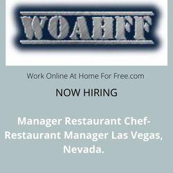 Mgr Restaurant Chef-Restaurant Mgr Jobs Las Vegas, NV