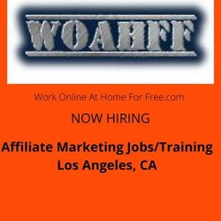 Affiliate Marketing Jobs/Training Los Angeles, CA