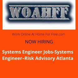Systems Engineer Jobs-Systems Engineer–Risk Advisory Atlanta